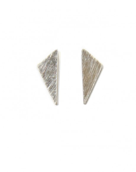 small triangle studs by smith