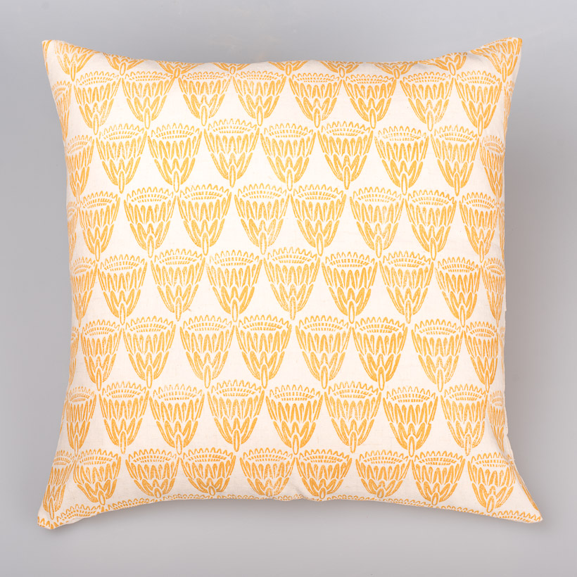 dubaruba_cushion cover-king protea-handcrafted made in africa-south africa-capetown