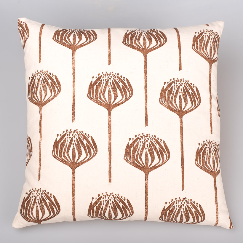 dubaruba_brown_cushion cover_south africa-handcrafted-made in africa