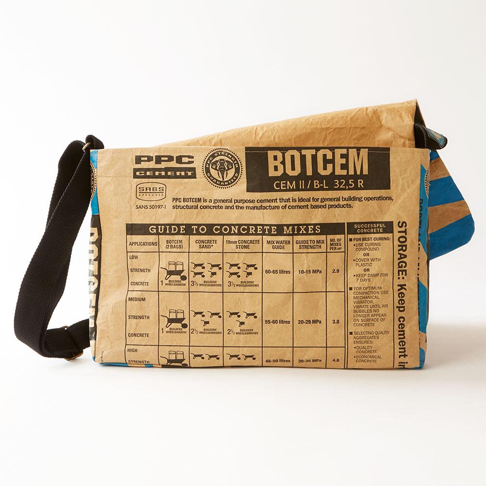"""PPC Cement Laptop Bag – BOTCEM 13"""" to 17"""""""