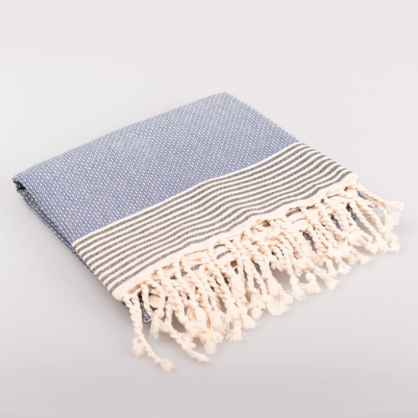 dubaruba_merino fouta made in Tunisia made in africa